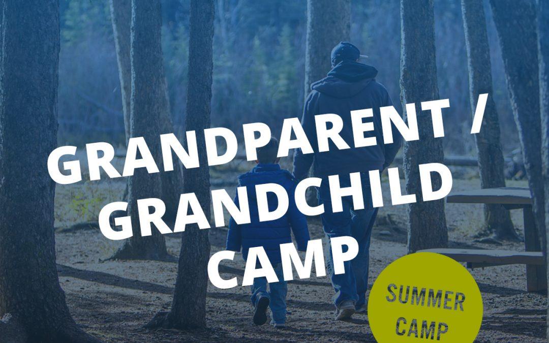 Grandparent/Grandchild Camp