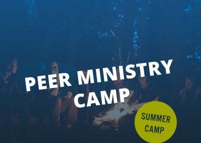 Peer Ministry Camp