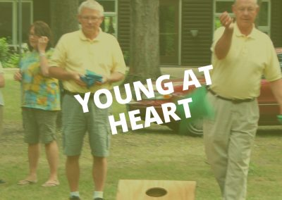 Young at Heart Retreat