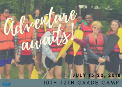 10th-12th Grade Camp