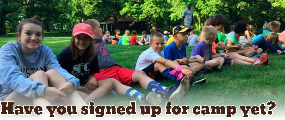 The latest CANEWS from camp!